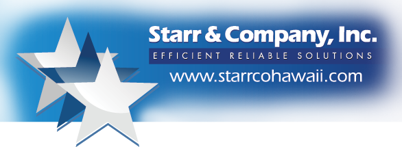 Logo, Starr and Company, Inc